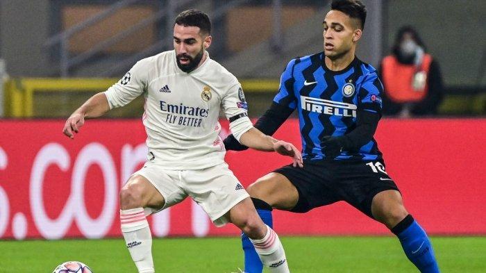 PREDIKSI Skor Inter Milan vs Real Madrid, Siaran Langsung & Live Streaming Liga Champions Malam Ini