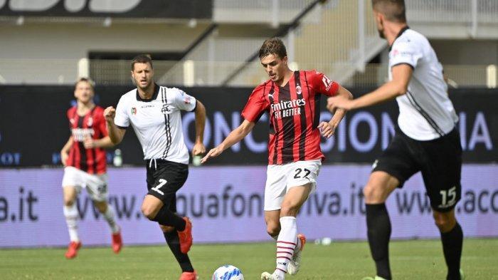 AC MILAN: Daniel Maldini Bakal Dipinjamkan Rossoneri di Bursa Transfer Januari?