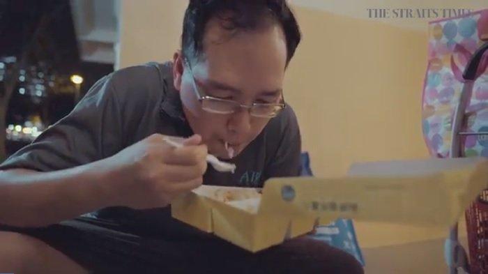 Selama Setahun, Pria Ini Cuma Habiskan Rp110 Ribu untuk Makan. Kok Bisa?