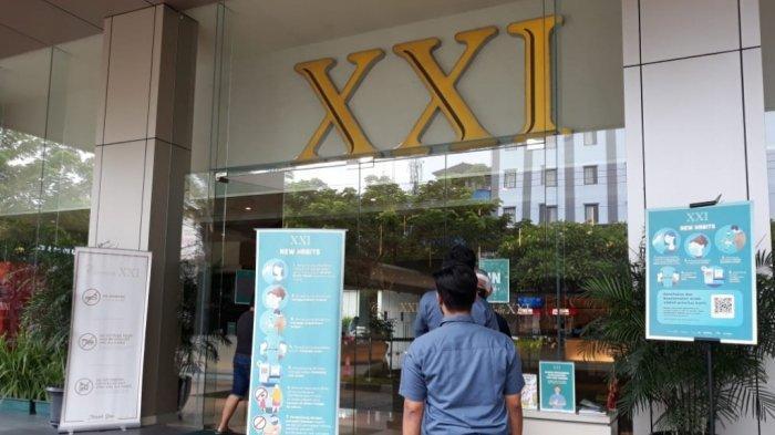 Dua Bioskop di Kota Yogyakarta Belum Bisa Beroperasi, Ini Alasannya