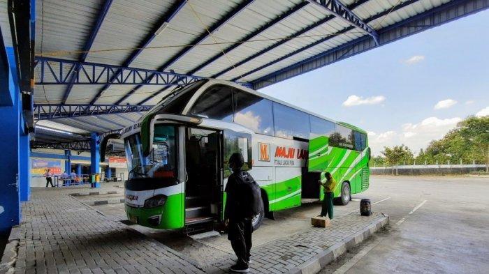 Organda DIY : Kebijakan Stiker Khusus untuk Bus Tidak Berpengaruh sampai Daerah-daerah