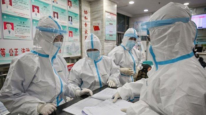 Cerita Tim Medis Tangani Pasien Virus Corona: Tak Ada Waktu ke Toilet, Terpaksa Pakai Popok Dewasa