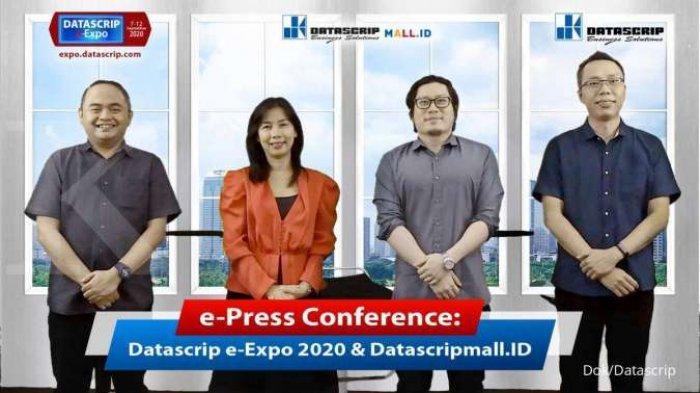 Datascrip e-Expo 2020 Dukung Pelaku Bisnis di Tengah Pandemi