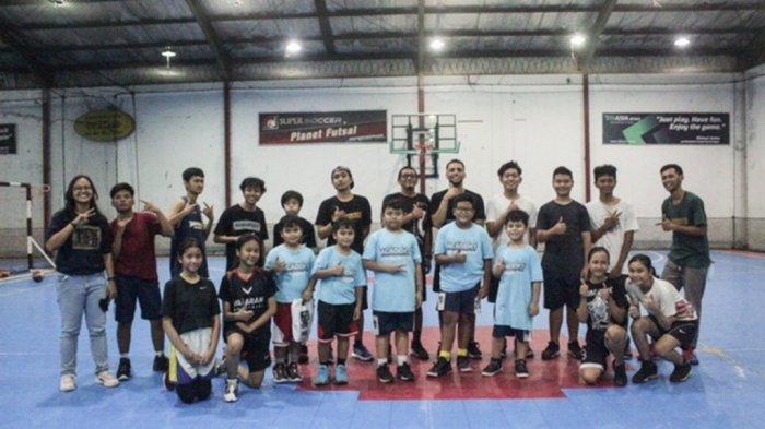 David Singelton Berikan Coaching Clinic untuk AtletMuda Bima Perkasa Academy