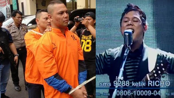 Dede Richo Idol Ditembak Polisi, Jadi Bandit Pecah Kaca Pakai Busi