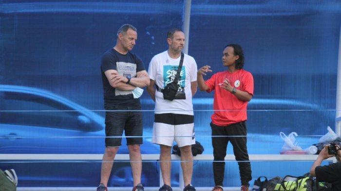 PSS SLEMAN Liburkan Aktivitas Latihan, Dejan Antonic Suntikkan Motivasi untuk Pemain Akademi