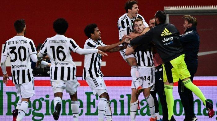 JUVENTUS 2-1 ATALANTA: Rating Buffon, Cuadrado, McKennie, Chiesa, Ronaldo, Dybala & Kulusevski MOTM
