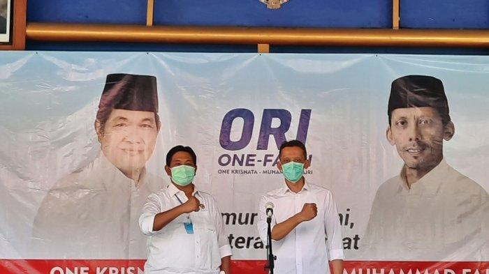 BREAKING NEWS : One Krisnata - Muhammad Fajri Resmi Deklarasikan Maju Pilkada Klaten 2020