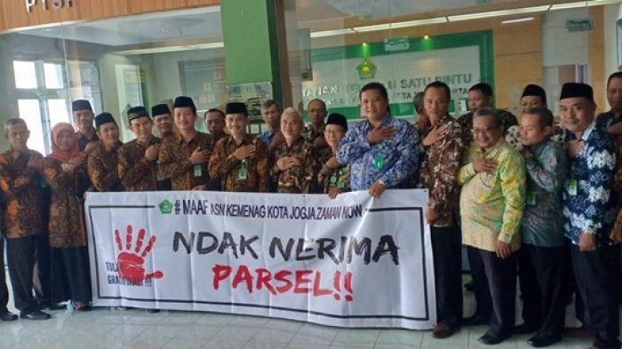 Kemenag Kota Yogyakarta Tolak Pemberian Parsel Lebaran