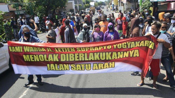 Warga Ngampilan Yogyakarta Minta Sistem Satu Arah di Jalan Letjen Suprapto Disetop