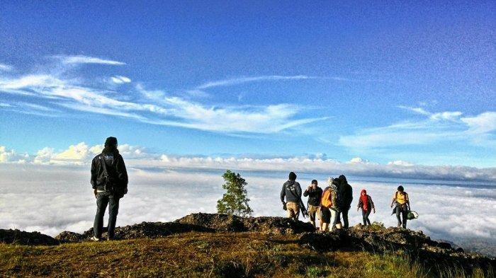 Desa Wisata Nglanggeran Gunungkidul, Terkenal dengan Gunung Api Purba