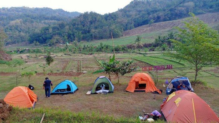 Desa Wisata Tinalah Unggulkan Wahana Perkemahan