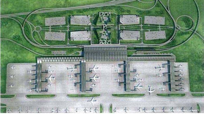 Konstruksi Bandara NYIA Kulonprogo Direncanakan Mulai Dibangun Awal Juni Mendatang