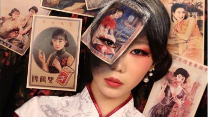Inilah Sederet Hasil Riasan Wajah dari Seorang Make Up Artist Asal Korea  Selatan - Tribun Jogja