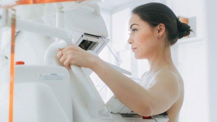 Ilustrasi deteksi dini kanker payudara