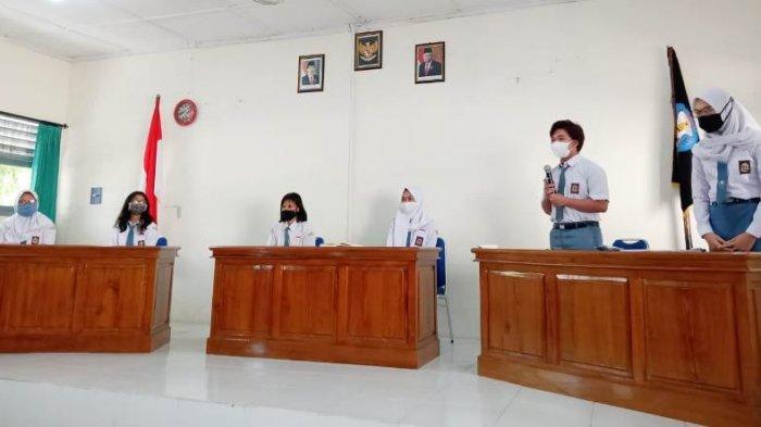 Di Tengah Pandemi Corona, SMAN 1 Depok Sukses Gelar Pemilihan Ketua OSIS dengan E-Voting