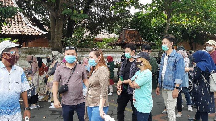 Di Tengah Pandemi, Kawasan Taman Sari dan Malioboro Jujukan Wisatawan Luar Daerah