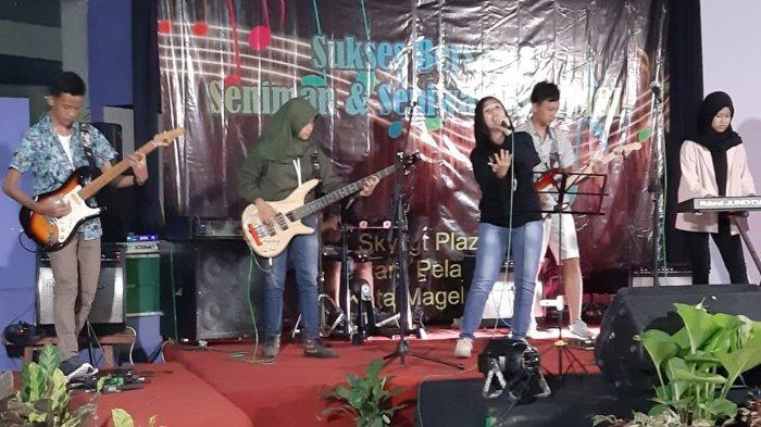 Komunitas Musik Magelang Dukung Kegiatan Moncer Serius 2020