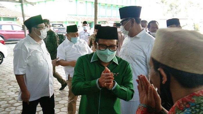 Diduetkan dengan AHY atau Puan, Begini Jawaban Muhaimin Iskandar saat Berkunjung ke Klaten