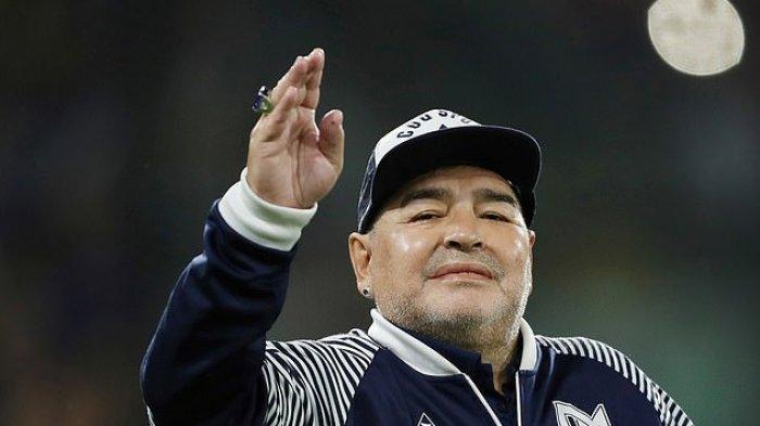 Wawancara Terakhir Diego Maradona Sebelum Meninggal, Kekhawatiran dan Harapan Sang Legenda Argentina