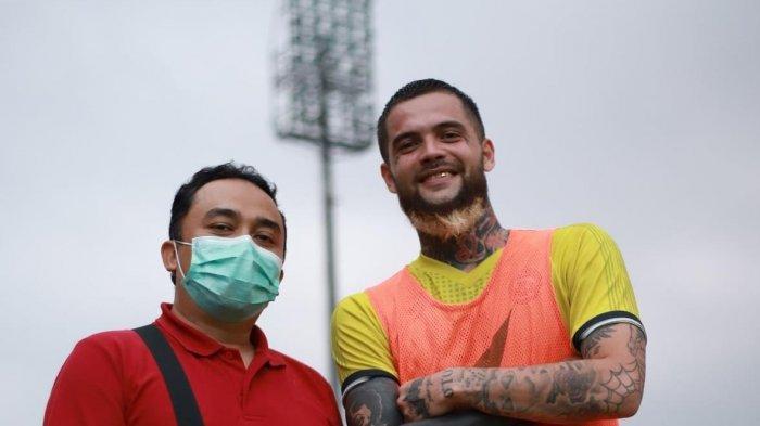 Jelang PSS Sleman Vs Arema FC : Diego Michiels Berpeluang Tampil, Ujian Bagi Lini Depan Super Elja