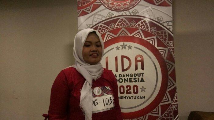 Difabel Tuna Netra Asal Gunungkidul Ingin Buktikan Diri Mampu Bersaing di Kompetisi Dangdut