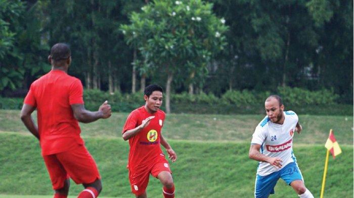 Dijamu PSS Sleman, Jadi Ajang Evaluasi Badak Lampung FC