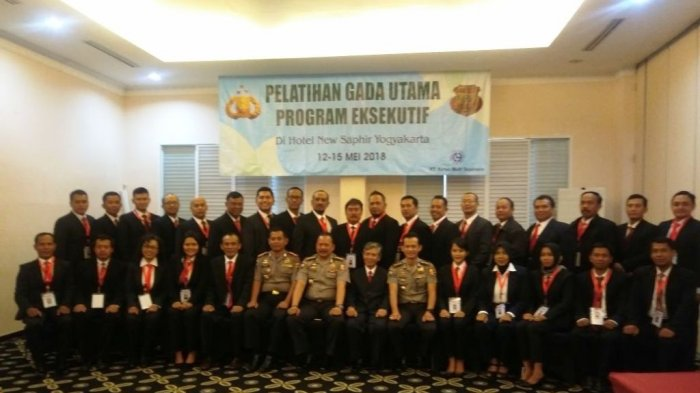 Diklat Gada Utama Tingkatkan Kualitas dan Penghargaan untuk Security