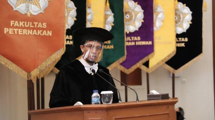Dikukuhkan Jadi Guru Besar UGM, Yuny Erwanto : Gelatin dan Kolagen dari Hewan Lokal Perlu Didorong