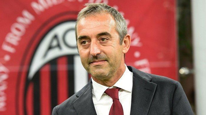 Dilema Kursi Pelatih AC Milan, Kandidat Ramai-ramai Menolak Gantikan Giampaolo yang Akan Dipecat