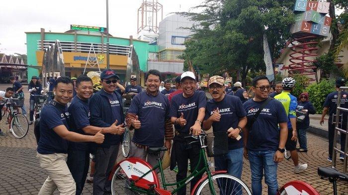 Antusiasme Tinggi, Dinpar Kota Yogyakarta Tambah Jogjabike