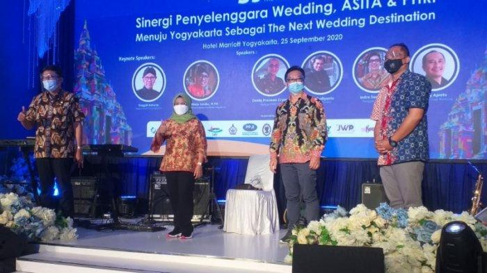 Dinas Pariwisata DIY Deklarasikan Yogyakarta Sebagai The Next Wedding Destination