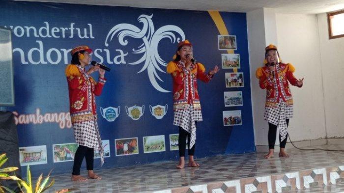 Dinas Pariwisata Kulon Progo Launching Musik Krumpyung