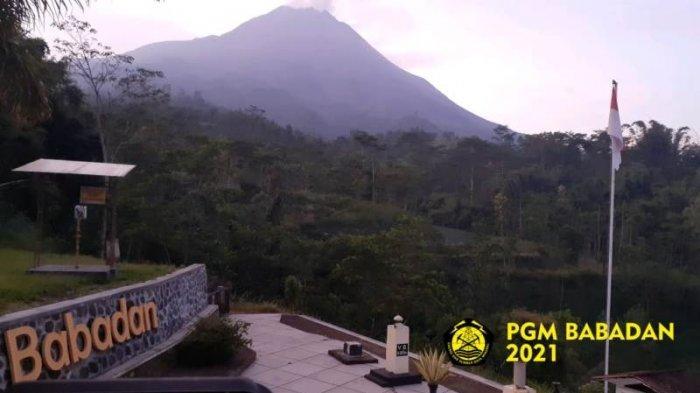 Dini Hari Tadi, Gunung Merapi Luncurkan Lava Pijar Sejauh 500 Meter ke Barat Daya