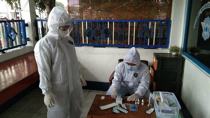 Dinkes Klaten Pastikan Stok Alat Rapid Test Antigen Aman untuk Beberapa Waktu ke Depan