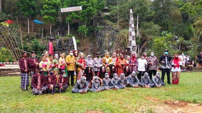 Dinpar Kulon Progo Gelar Kolaborasi Kiskendo Mahaswara untuk Geliatkan Pariwisata