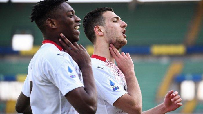 AC MILAN 2-0 Verona: Rating Romagnoli, Tomori, Dalot, Kessie, Saelemaekers, Leao & Krunic MOTM