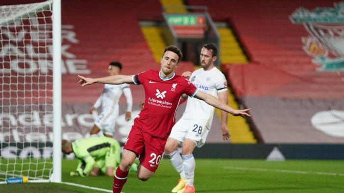 Bek Liverpool Berharap Diogo Jota Segera Tampil Lagi, Sudah Mulai Berlatih Setelah Pulih Dari Cedera