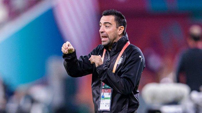 Direkrut Olahraga Al Sadd SC Akui Xavi Hernandez Ada Negosisasi dengan Barcelona