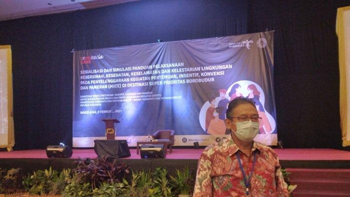 Bangkitkan Sektor Wisata di Masa Pandemi, Badan Otorita Borobudur Mulai Yakinkan Wisatawan