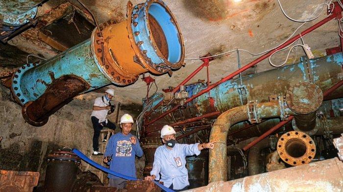 Optimalkan Layanan Air Bersih, Bendungan Bribin II Gunungkidul Akan Kembali Diaktifkan