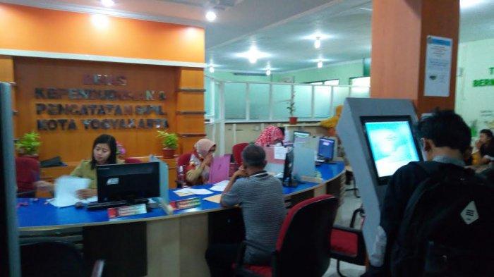 Terkait Hasil Pemeriksaan BPK, Ini Tanggapan Disdukcapil Kota Yogyakarta
