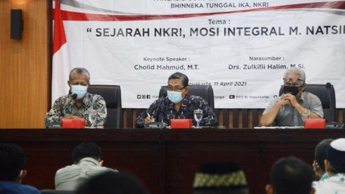 Gelar Diskusi 'Mosi Integral Mohammad Natsir', DPD RI: Penyelamat NKRI yang Wajib Diteladani