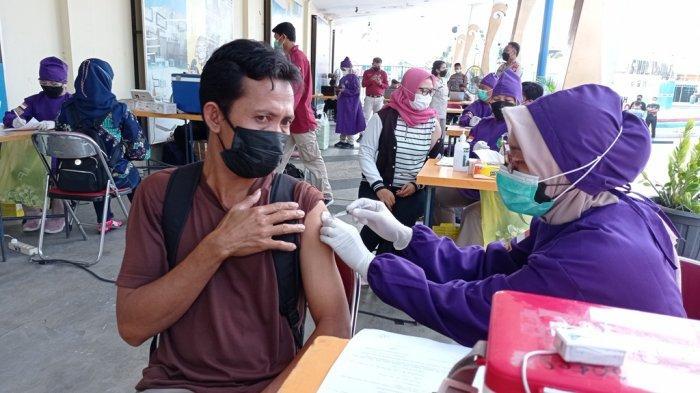 Dispar DIY Berkolaborasi dengan Bank BPD DIY Selenggarakan Vaksinasi untuk Pelaku Pariwisata