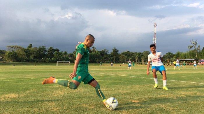 Ditahan Sriwijaya FC 1-1, Pelatih Perseru Badak Lampung FC Kurang Puas dengan Performa Tim