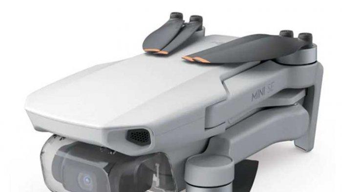 Inilah Penampakan Drone Termurah DJI Mini SE Bocor di Internet