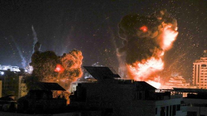 DK PBB Gelar Rapat Darurat untuk Hentikan Konflik Israel Palestina