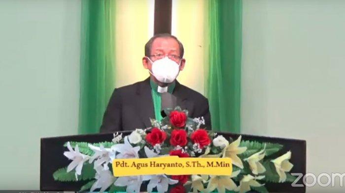 Umat Kristen DI Yogyakarta Gelar Doa Bersama, Meminta Keselamatan dari Pandemi Covid-19