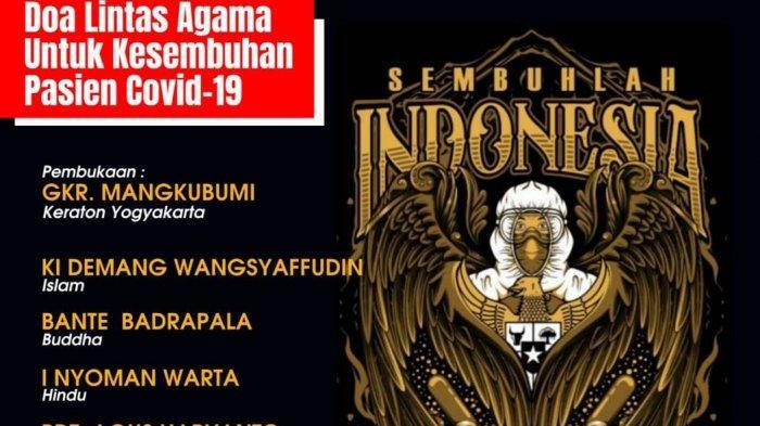 GKR Indonesia Gelar Doa Lintas Agama Tiap Senin dan Kamis