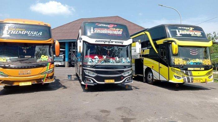 Lebaran Usai, Aktivitas Terminal Ir Soekarno Klaten Mulai Menggeliat